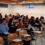 moments of Professor Mantovani's lecture.
