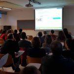 moments of Professor Mantovani's lecture